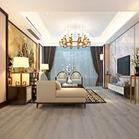 家装PVC石塑地板