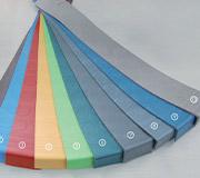 塑胶楼梯踏步 PVC楼梯踏步 楼梯地板 颜色多样防滑安全